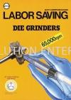 Labor Saving Die Grinders Micro Grind Japan Argofile UHT Xebec Sonofile Daiwa Rabin