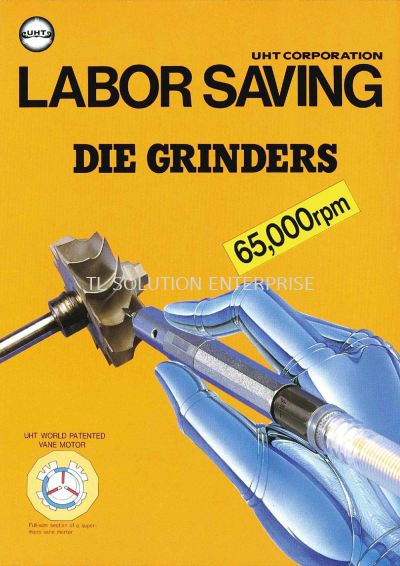 Labor Saving Die Grinders