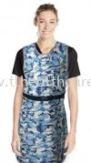 Econo-Guard Lead Apron with Buckle Front Protection Protective Apparel