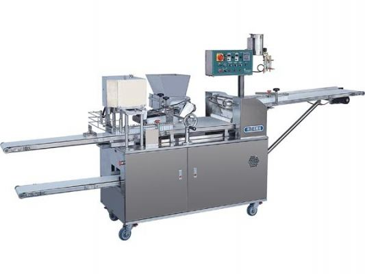 Chinese Meat Bun ,Sweet Bun, Bun Processing Machine(HM-688) (Machinery for Chinese Buns Production)