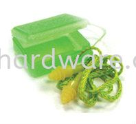Japan Ear Plug Green Case Hearing Protection Personal Protective Equipments