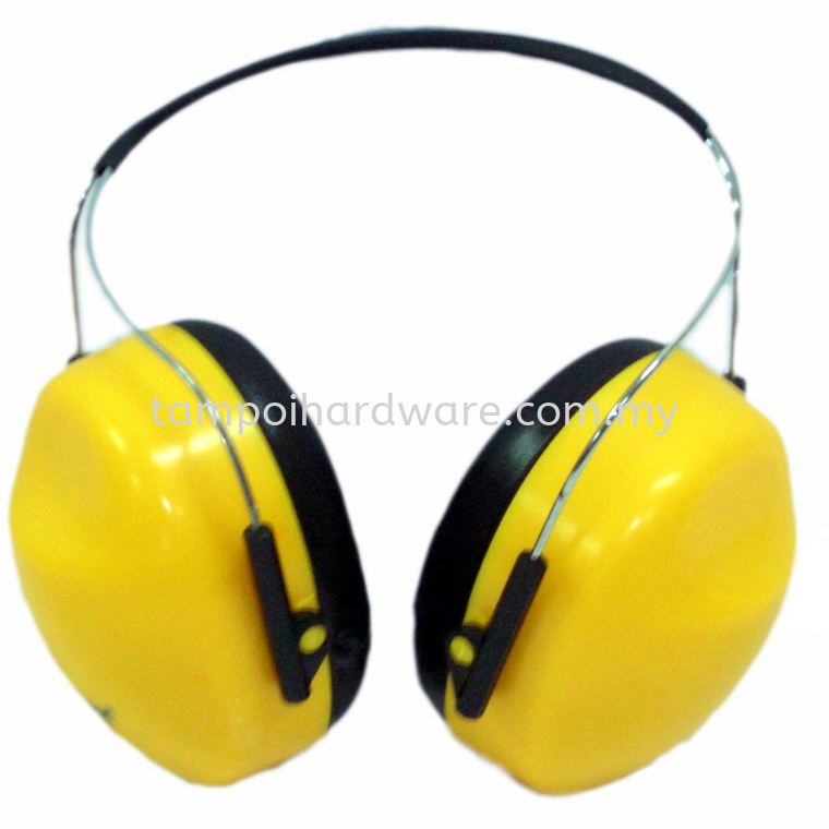 Ear Muff Spring Type Hearing Protection Personal Protective Equipments