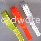 PVC Reflextive Tape Road Safety Equipments Personal Protective Equipments