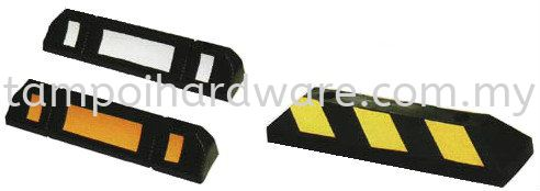 Wheel Stopper  Road Safety Equipments Personal Protective Equipments