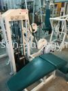 Used Bodymaster leg curl (SOLD) USED EQUIPMENTS FOR SALES