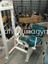 Used Bodymaster Abs crunch  USED EQUIPMENTS FOR SALES