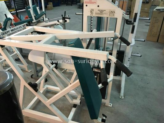 Used Bodymaster chest press (SOLD)