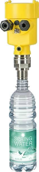 VEGAPULS 64 -World first smallest RADAR Always reliable measurement, even with buildup and deposits