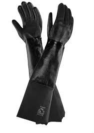 Ansell Scorpio 19-026, Heat Resistant Gloves