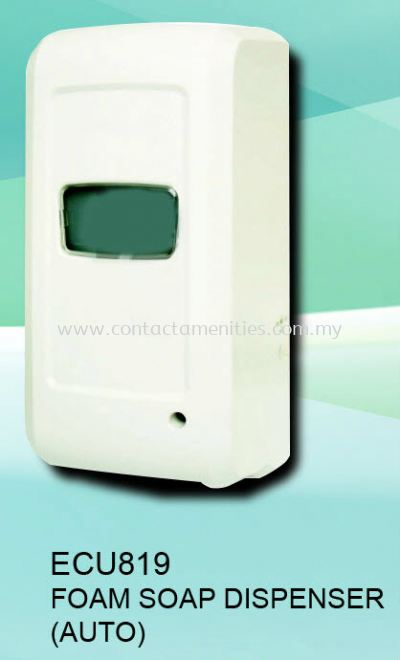 ECU819 - Foam Soap Dispenser (Auto)