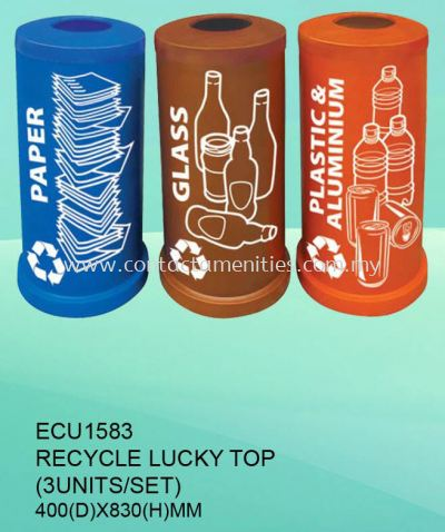 ECU1583 - Recycle Lucky Top (3units/set)