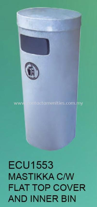 ECU1553 - Mastikka c/w Flat Top Cover & Inner Bin