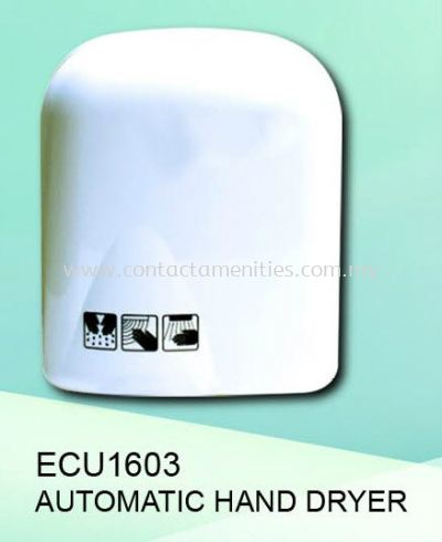 ECU1603 - Automatic Hand Dryer