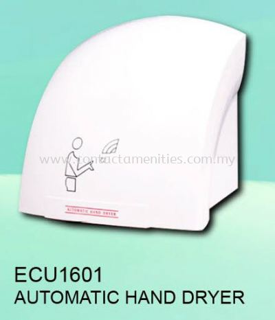 ECU1601 - Automatic Hand Dryer