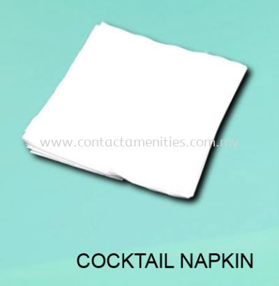 Cocktail Napkin (Pulp)