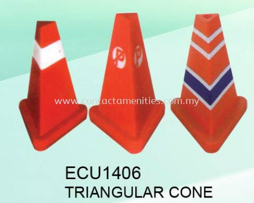ECU1406 - Triangular Cone