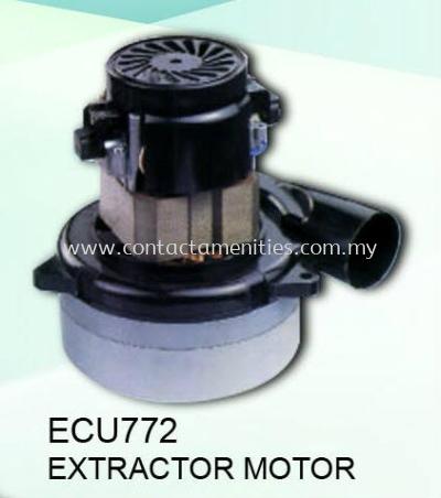 ECU772 - Extractor Motor