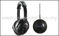 MOTO-DW05 Wireless Headphones Azden