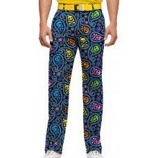 MENS GOLF PANTS JOLLY ROGER
