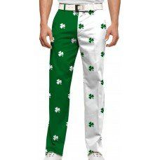 MENS GOLF PANTS SHAMROCK II