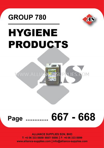 780-Hygiene Products