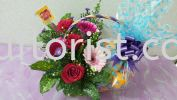 FFB20 -from RM70.00 Floral Fruit Basket