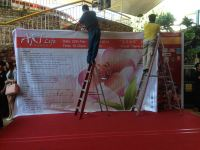 Stage Backdrop banner