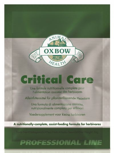 Oxbow Critical Care Anise Flavor (36g)