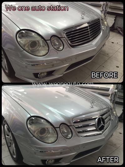 W211 Mers Front Grill