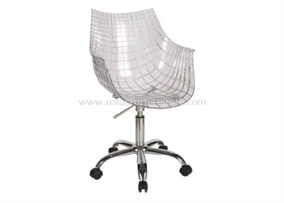 AS HH 107 PC CHAIR WITH CHROME LEH