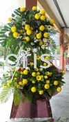 WF10 - from RM550.00 Wreaths Flower