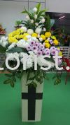 WF25 -From RM180.00 Wreaths Flower