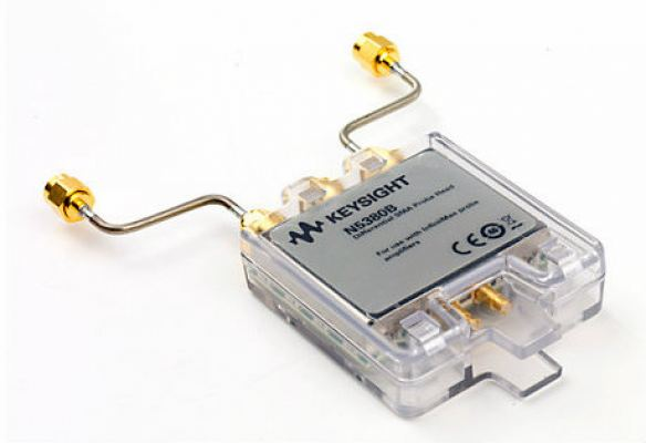 N5380B InfiniiMax II 12 GHz differential SMA adapter