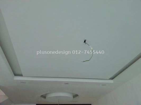 False Ceiling of Living