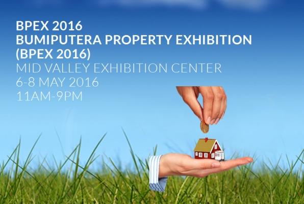 Bumiputera Property Exhibition (BPEX 2016)