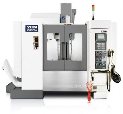 Taiwan YCM Vertical Machining Center