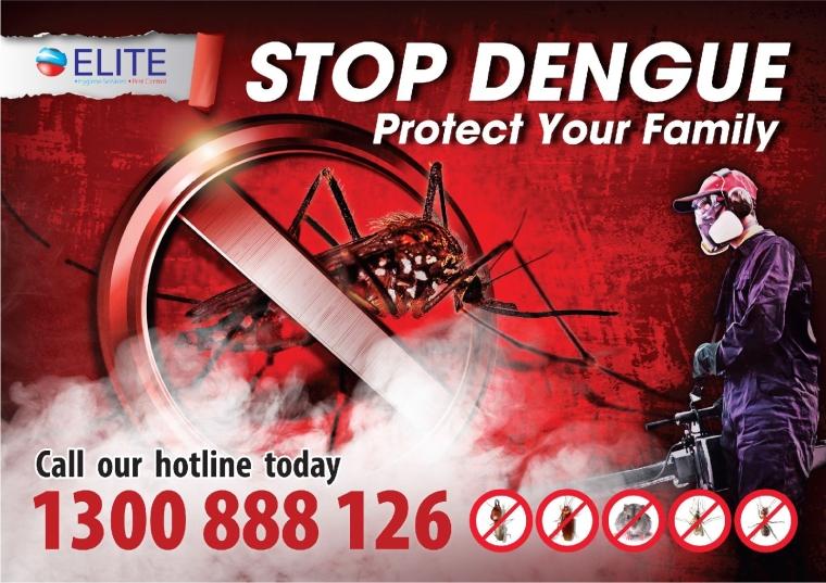 Pest Control Promotion for April 2016