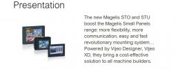 Magelis STU and STO Small Panels HMI - Magelis Schneider Electric