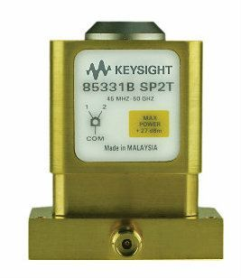 85331B Solid State Switch, 45 MHz to 50 GHz, SPDT  RF and Microwave Test Accessories  Keysight Technologies
