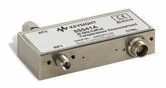 85541A 40 GHz Temp Characterized CalPod Options and Accessories  Keysight Technologies