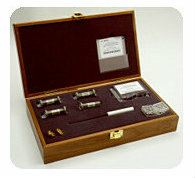 V11644A Mechanical Calibration Kit, 50 to 75 GHz, Waveguide, WR-15