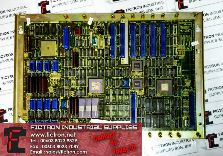 A16B-1010-0041 FANUC PC Board Mainboard Supply & Repair Malaysia Singapore Thailand Indonesia Philippines Vietnam Europe & USA FANUC CNC