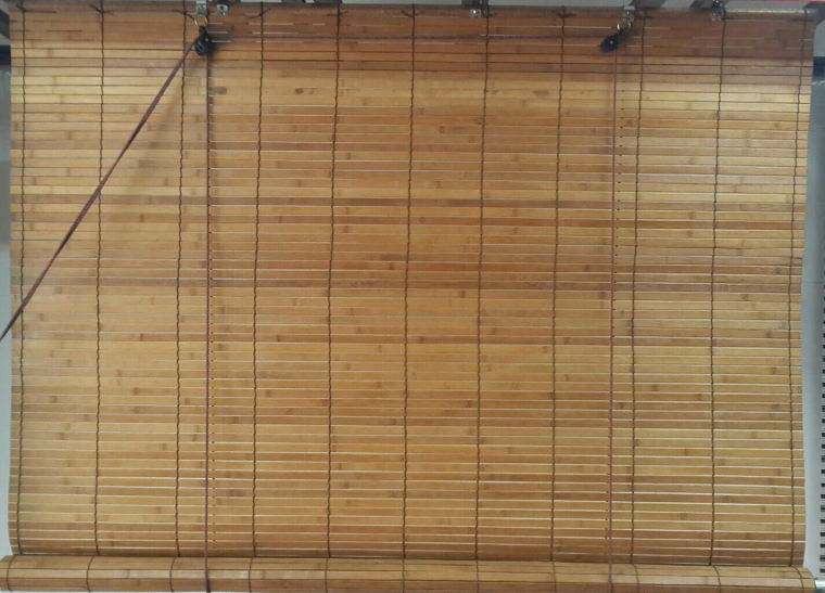 Bamboo Blinds Promotion (15mm slats) c/w Varnish Treatment [clearance stock]