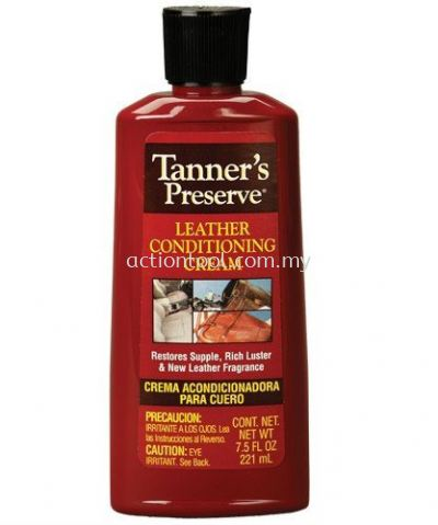 Tanner's Preserve LEATHER CONDITIONING CREAM (65893)