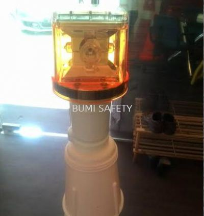 SOLAR Warning Light for Cone