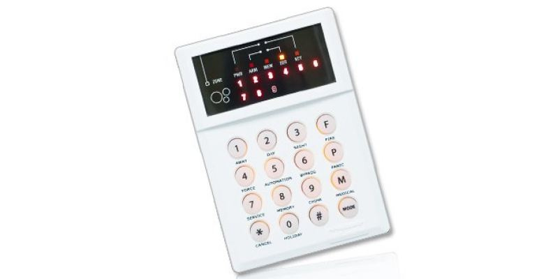 V Series 9 Zone ( Voice ) Alarm System