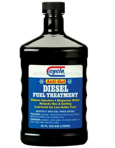 ANTI-GEL DIESEL FUEL TREATMENT (C24)