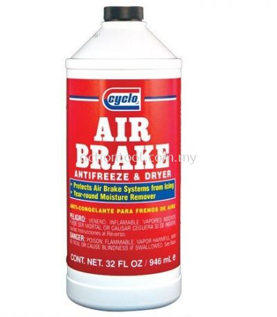AIR BRAKE ANTI-FREEZE & DRYER (C97)