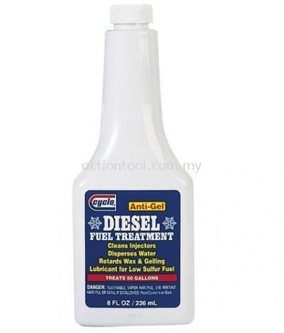 ANTI-GEL DIESEL FUEL TREATMENT  (CDFA)