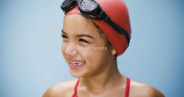 Kids (Swim Cap)